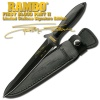 Master Cutlery RAMBO II BOOT KNIFE GOLD SIG - -RB2BLE
