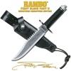 Master Cutlery 6.25 MINI RAMBO II SYL STA/SIG - -RBM2SS