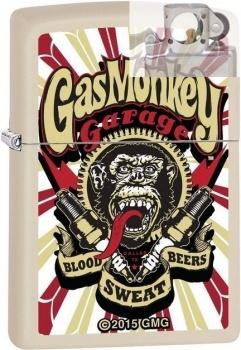 Zippo Gas Monkey Garage lights 29057