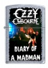 Zippo OZZY  DIARY OF A MADMAN - 207OY