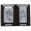 Zippo HEART TO HEART COMBO - 28477