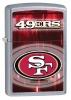 Zippo SAN FRANCISCO 49ERS - 28610
