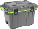 Pelican 50QT DARK GRAY W/GREEN TRIM - 06866