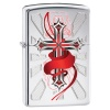 Zippo CROSS WITH WINGS - 28526
