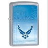 Zippo US AIR FORCE STREET CHROME - 28622