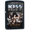 Zippo KISS/ MONSTER/ BLACK MATTE - 28628