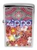 Zippo HIGH POL CHRM/PASTEL RETRO IMA - 28851