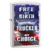 Zippo FREE BY BIRTH - 29078