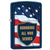 Zippo HONORING ALL WHO SERVED - 29092