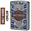 Zippo HD HIGH POLISH CHROME FUSION - 29159