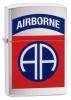 Zippo U.S. ARMY 82ND AIRBORNE - 29181