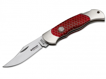Boker Boker Boy Scout Honeycomb-red knives 112602