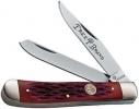 Boker TREE BRAND JIG RED BON TRAPPER - 110747