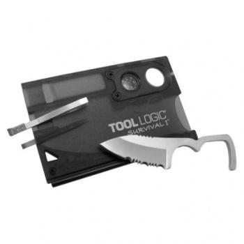 Tool Logic Survival Card/ Firestart/ Comp knives / multitools SVC1