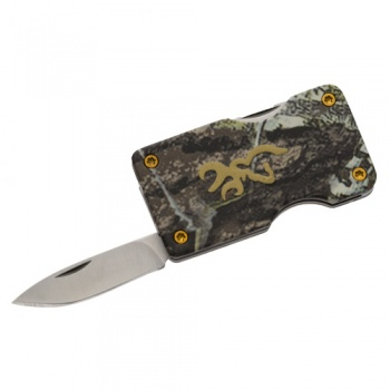 Browning Buckmark Money Clip Mobu knives 322-0124