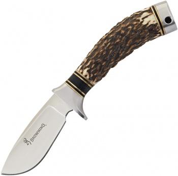 Browning Non-typical Stag Fxd Skinning knives 322-424