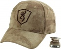 Browning Camo Cap with Light BR371-326
