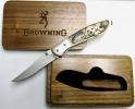 Browning LT ED LAB PUP KNIFE& DIS BOX - 322-904