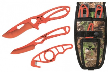 Buck Paklite Or/ Realtree (10732 knives 141ORSVP2