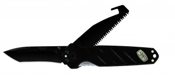 Buck 11172 Blackout Crosslock knives 183KS