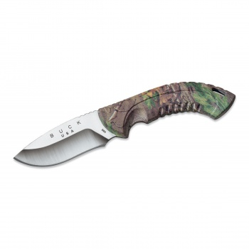 Buck 7487 Omni Hunt 10pt Camo knives 390CMS20