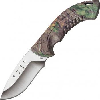 Buck 7489 Omni Hunter 12pt Camo knives 392CMS20