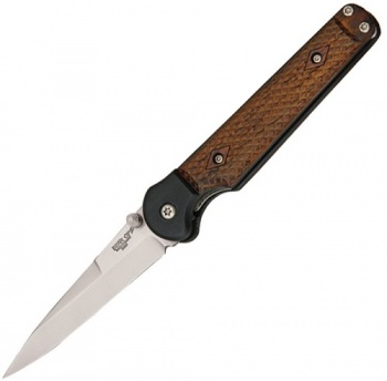 Bear Cutlery Stiletto/cocobolo Wood Handle knives 32015