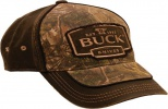 Buck BUCK LOGO CAP CAMO 7763 - 89087