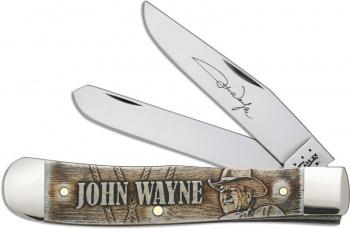 Case Jw Natural Bone Trapper knives 10699