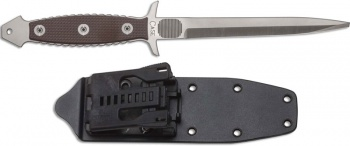 Case Case� Besh Wedge - Earth Brown G-10 Fixed Blade (1015-6 1/2 Ss) knives 21945