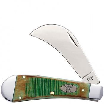 Case Clover Bone Hawkbill Pruner knives 51581