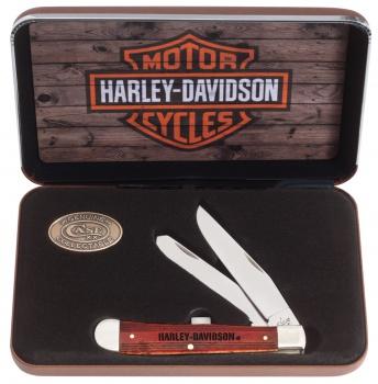 Case Natural Bn Trapper Gift Set knives 52187