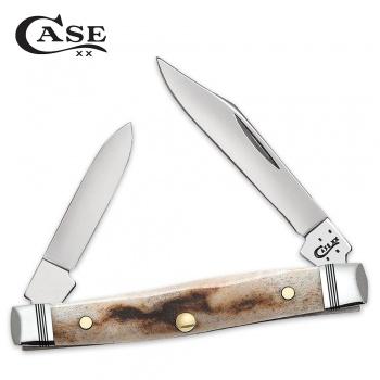 Case Prime Vintage Stag Pen knives 52952