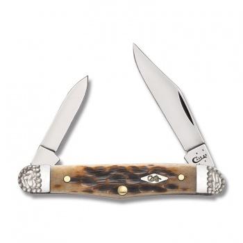 Case Dark Molasses Half Whittler knives 53233
