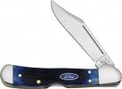 Case Ford - Sawcut Jig Blue Bone Mini CopperLock (61749L SS) - 14302