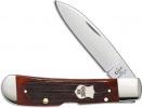 Case Barnboard Jig Chestnut Bone - Tribal Lock (TB612010LC SS)  - 22875