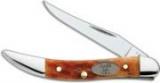 Case Pocket Worn Whiskey Bone CV - Standard Jig Small Texas Toothpick (610096 CV) - 23001