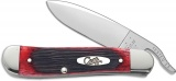 Case Barnboard Crimson Bone - RussLock (61953 1/2L SS)   - 29142