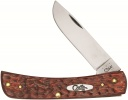 Case JIGGED ROSEWOOD SOD BUSTER JR - 471