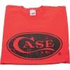 Case RED TSHIRT HAND-CRAFT LOGO XXL - 50209