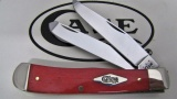 Case Painted Desert - Smooth Salmon Bone Trapper (6254 SS) - 63119