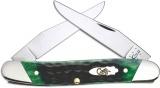 Case Slanted Bolster Hunter Green Bone - Standard Jig Muskrat (MUSKRAT SS) - 70493