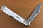 Case WHITE SYN MIN COPPERLOCK - 7267