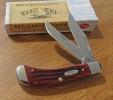 Case Pocket Worn Old Red Bone - Corn Cob Jig Saddlehorn (TB62110 SS) - 795