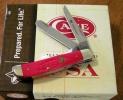 Case BSA ROUGH RED DELRIN MINI TRAP - 7998