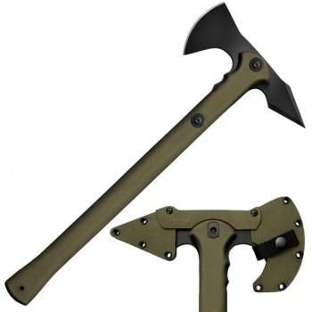 Cold Steel Trench Hawk Od Green knives 90PTHGZ