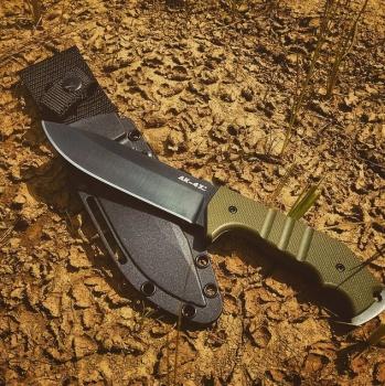 Cold Steel Ak-47 Field Knife knives 14AKVG