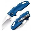 Cold Steel TUFF LITE PLAIN  EDGE BLUE - 20LTB