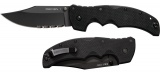 Cold Steel 27TLCH Recon 1 Clip Point Serrated Knife