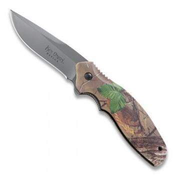 Columbia River Ken Onion Shenanigan Camo Gr knives K481CXP